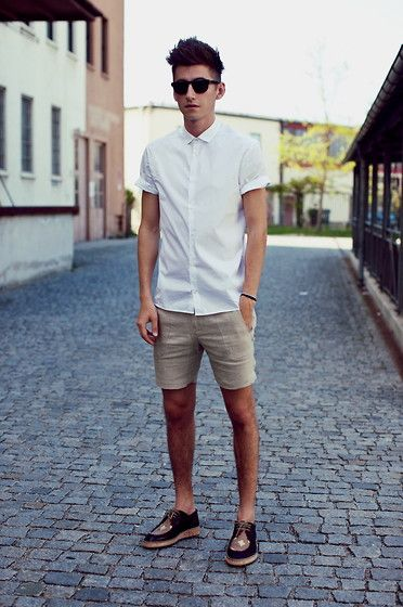 10 Men's Shorts to Supercharge the Summer Looks