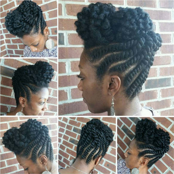 Magnificent 25 Stunning Natural Hair Updo Styles Blossom Solblossom Sol Schematic Wiring Diagrams Amerangerunnerswayorg