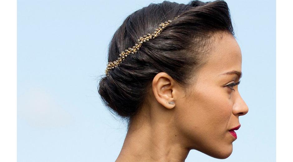 Strange 25 Stunning Natural Hair Updo Styles The Co Reportthe Co Report Short Hairstyles For Black Women Fulllsitofus