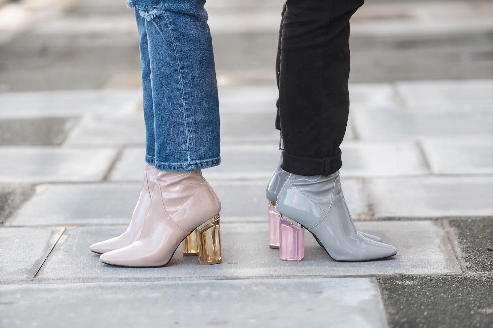 Trend Alert  Perspex Heels - The Co ReportThe Co Report