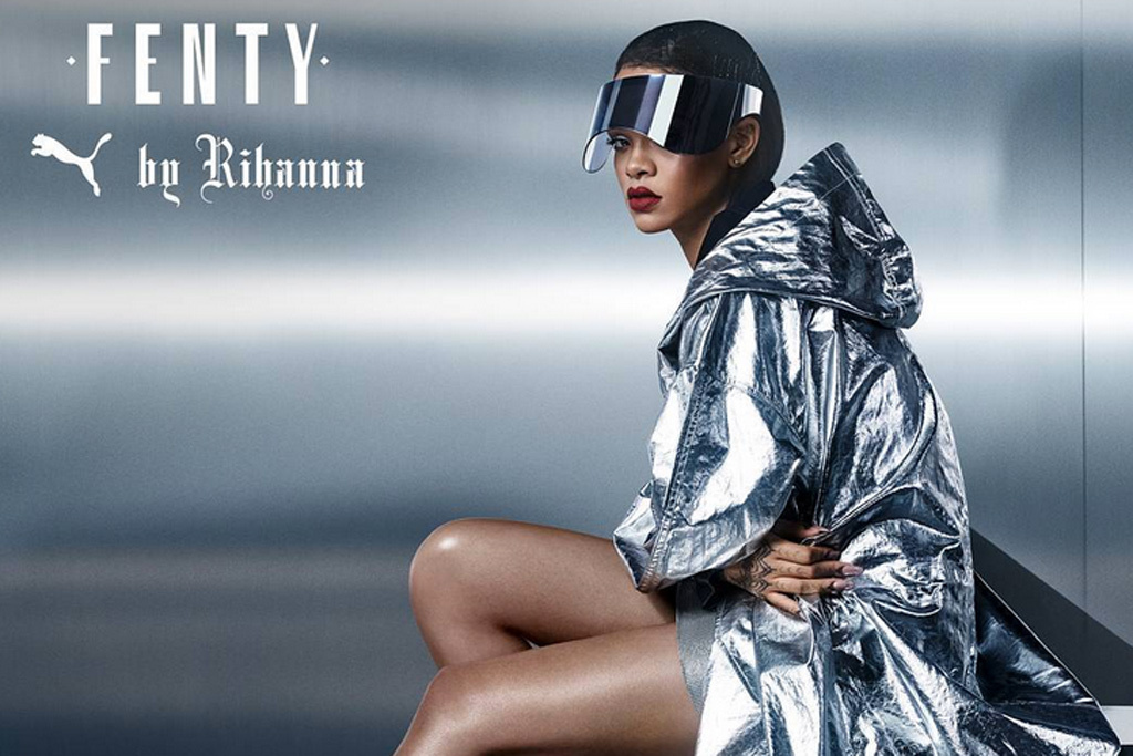 puma rihanna collection