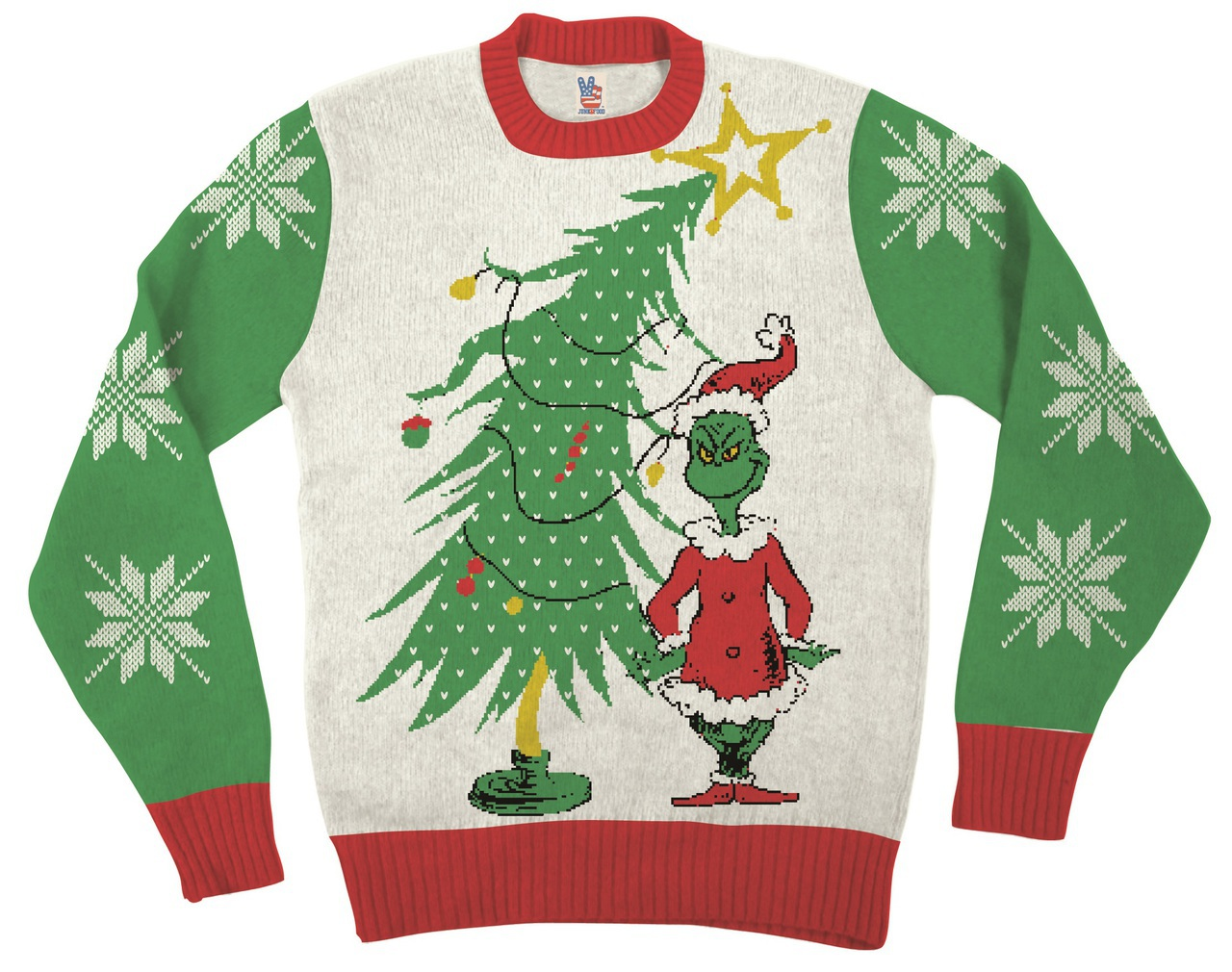 ugly christmas sweaters - photo #49